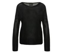 Pullover 'landa' schwarz