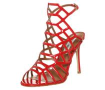 High Heel Sandalette 'Slithur' rot
