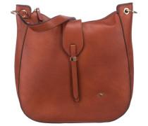 Handtasche 'Dania' braun