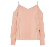 Cold-Shoulder Top 'bianca' altrosa
