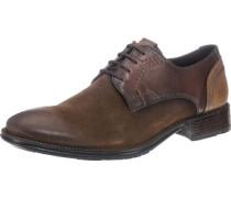 Derek Freizeit Schuhe braun