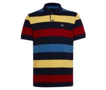 Poloshirt kurzärmelig mischfarben / schwarz