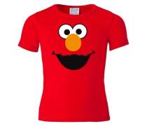"T-Shirt ""Elmo"" rot"