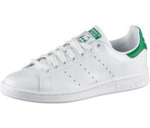 Stan Smith Sneaker grün / weiß