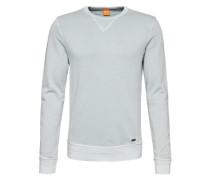 Sweatshirt 'Wheelo' grau