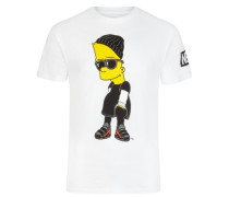 Steezy T-Shirt weiß