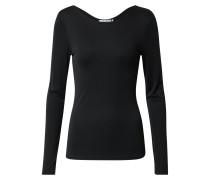 Shirt 'nukita' schwarz