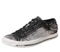Sneaker 'exposure' grau / schwarz