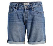 Jeansshorts 'boxy Original AM 101' blue denim