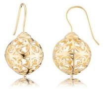 Paar Ohrhaken 'ere-Er1-G' gold