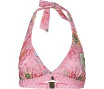 Triangel Bikini Oberteil rosa