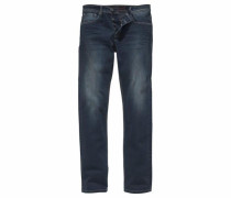 Straight-Jeans 'Dylan' dunkelblau