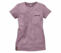 T-Shirt altrosa
