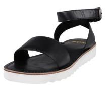 Sandale 'Taribu' schwarz