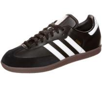Sneaker 'Samba' schwarz