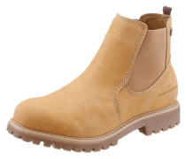 Chelseaboots beige