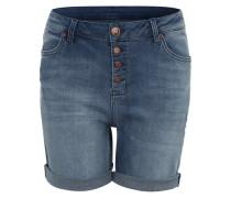Jeansshorts 'Lea' blau