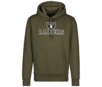 Kapuzenpullover 'nfl Oakland Raiders Wordmark'