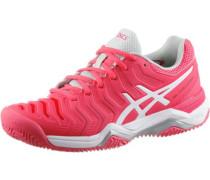 'gel-Challenger 11 Clay' Tennisschuhe Damen pink / weiß