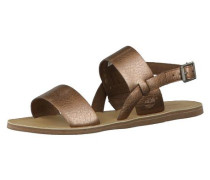 Sandale Carolista Slingback A1Bda kupfer