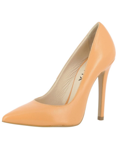 Pumps 'lisa' apricot