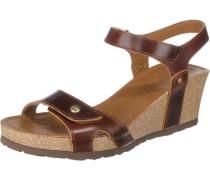 Sandaletten sepia