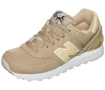 Sneaker 'wl574-Mia-B' beige