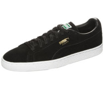 Sneaker 'Suede Classic+' schwarz
