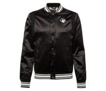 Jacke 'Felix Ams Blauw colab bomber jacket'