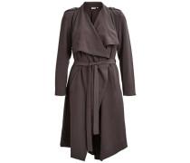 Klassische Jacke mokka