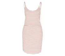 Kleid 'Roselyn' pink / weiß