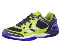 Handballschuhe Omnicourt Z4 Jr blau