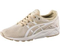 'Gel Kayano Trainer Evo' Sneaker beige / weiß