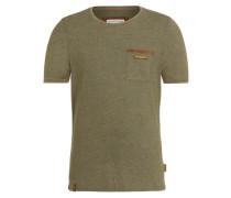 T-Shirt 'Suppenkasper IV' grün