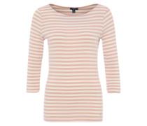'Shirt mit 3/4-Arm' orange