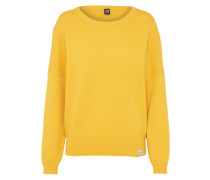 Pullover 'Seedy' gelb