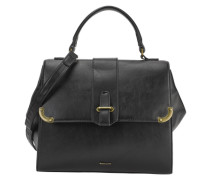 Handtasche 'Mette' schwarz
