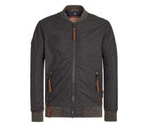 Jacket 'Der Bumser' schwarz