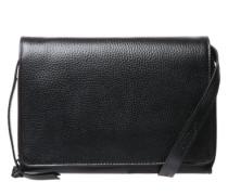 Handtasche 'Caviar' schwarz
