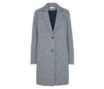 Mantel 'carrie' blaumeliert