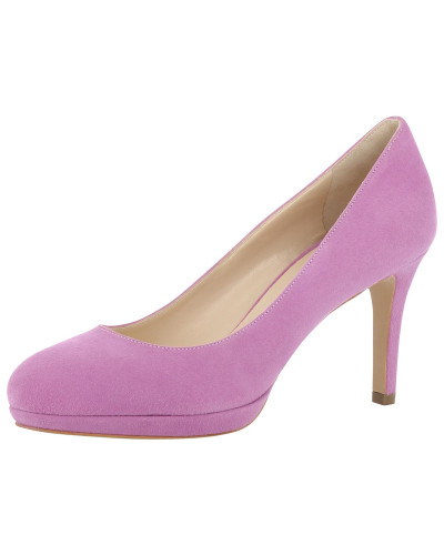 Pumps 'bianca' lila