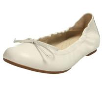 Ballerinas weiß
