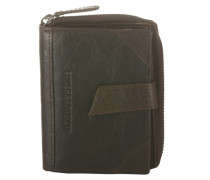 Portemonnaie 'Wallet' dunkelbraun