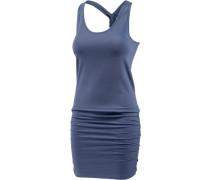Minikleid blau
