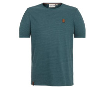 Male T-Shirt Sophisticated Lover petrol