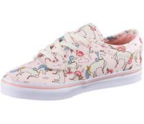 Sneaker 'Atwood Low' hellblau / gelb / rosa