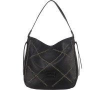 'Keyla' Handtasche schwarz