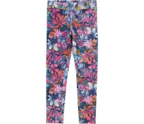 Leggings Aliya für Mädchen blau / dunkelblau / orange / pink / rosa