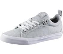 Fulton Ballistic Sneaker grau / weiß