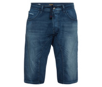 'jjiclay Jjlong' Shorts blue denim